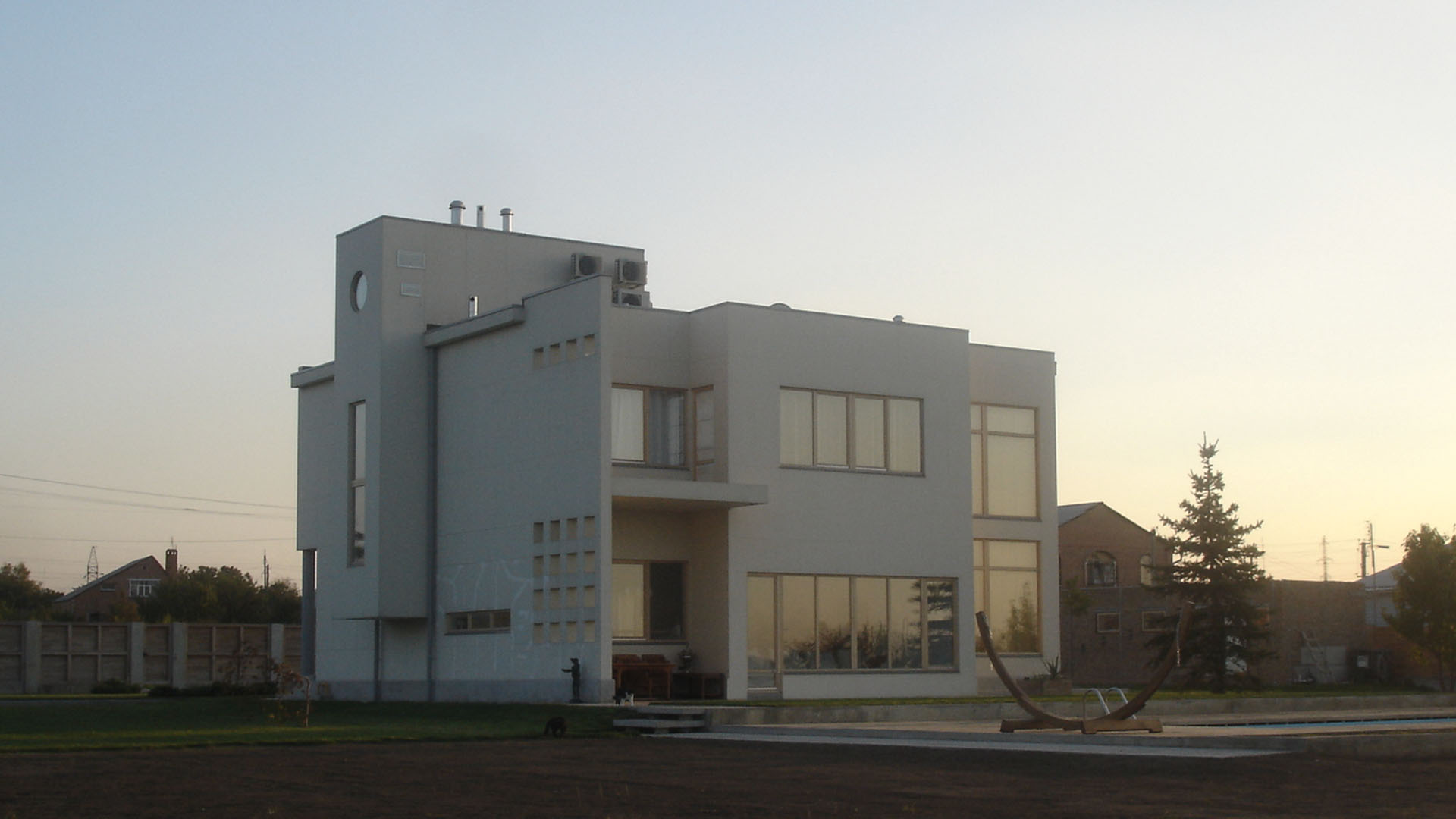 Realizace Architektura