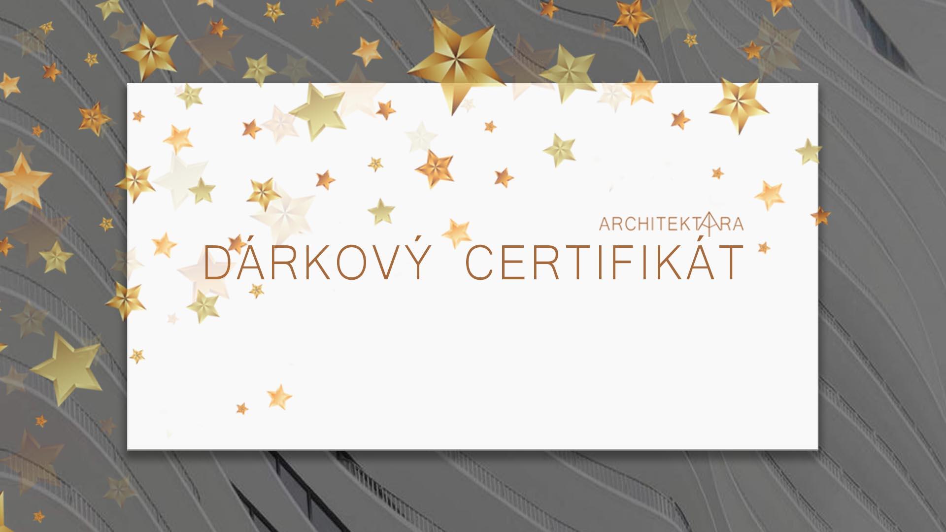Darkovy certifikat